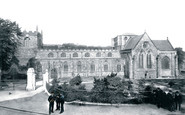 Bangor, St Deniol's Cathedral 1906