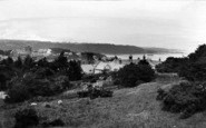 Bangor, St Mary's College And Menai Straits 1937