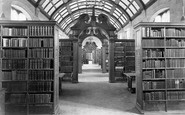 Bangor, University College Library 1911