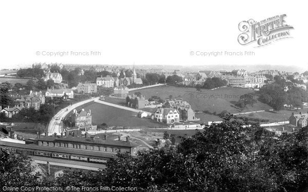 Bangor, Upper Bangor 1906