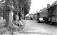 Banham, The Green c.1965