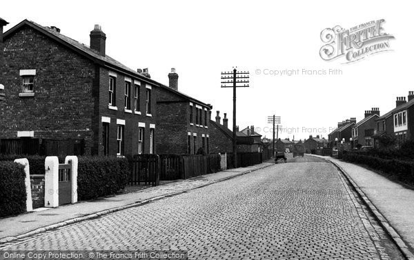 Banks, Church Road c.1955