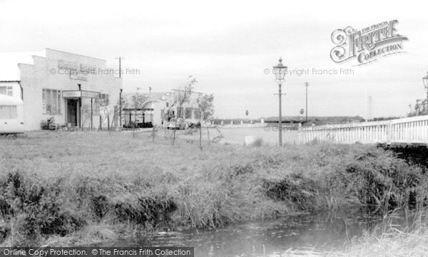 Banks, Riverside Caravan Holiday Centre c.1960