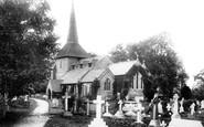 Banstead, All Saints Church 1903