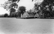 Banstead, Cricket Clubhouse c.1965