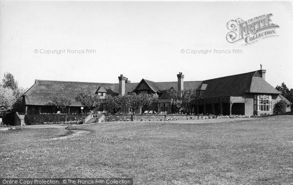Banstead, Cuddington Golf House c.1960