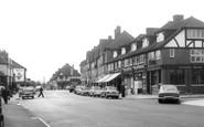 Banstead, High Street c.1965