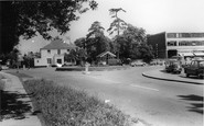 Banstead, The Roundabout c.1965