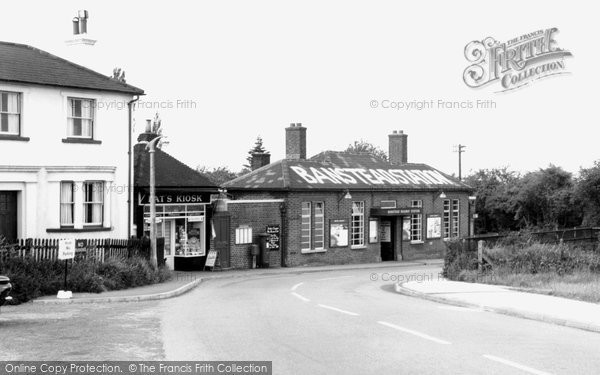 Photo of Banstead, the Station c1965