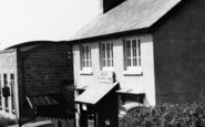Bantham, Post Office c.1950