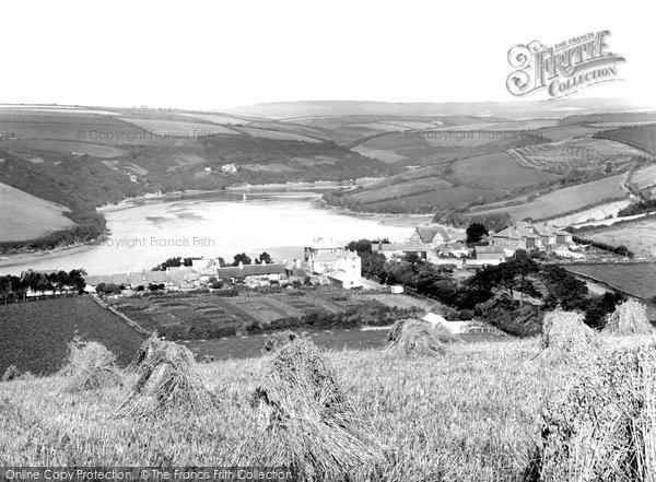 Bantham, River Avon 1924