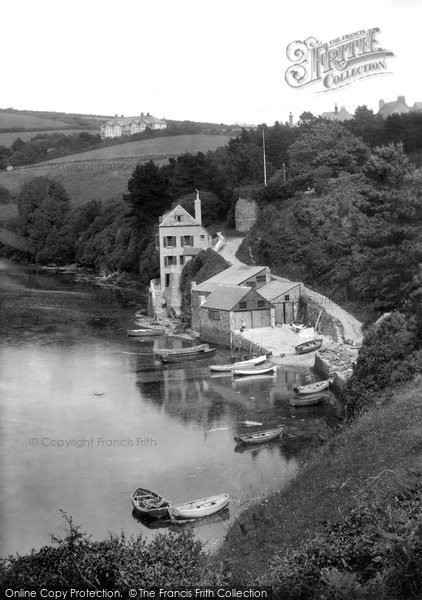 Bantham, The Landing Place 1926