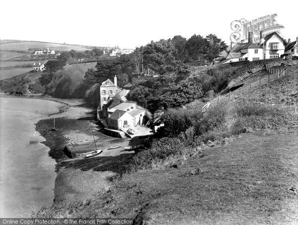 Bantham, The Landing Place c.1950