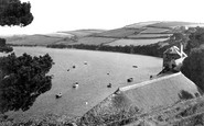 Bantham, The River Avon c.1950