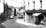 Banwell, West Street c.1960