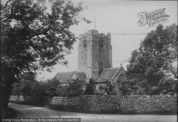 Barbon, St Bartholomew's Church 1901