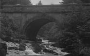 Barbon, the Bridge c1900