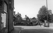Barcombe, Barcombe Cross c.1955