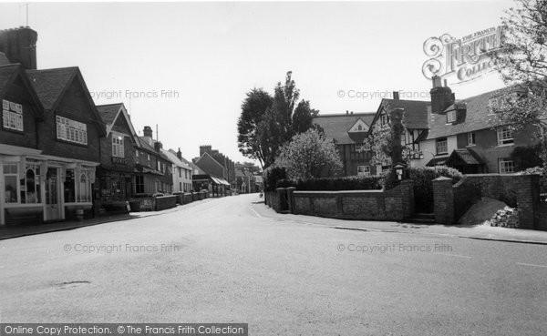 Barcombe, High Street 1959
