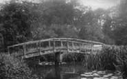 Barcombe, Mill Bridge 1894