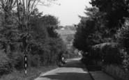 Barcombe, Spithurst Road c.1960