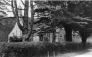 Barcombe, St Bartholomew's Church c.1955