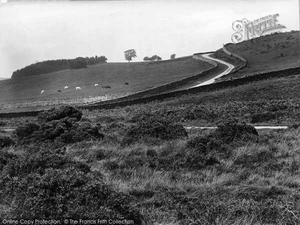 Barden Moor, Old Richmond Road 1924