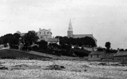 Bardsea, From The Beach 1895