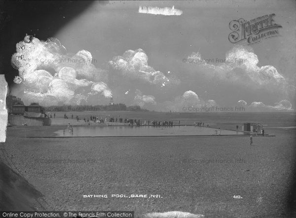 Bare, Bathing Pool c.1920