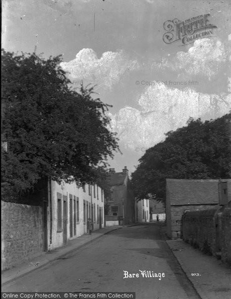 Bare, Village c.1920