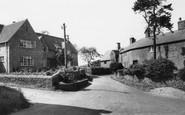Barford St Michael, Rock Cottage And Turnstile House c.1960