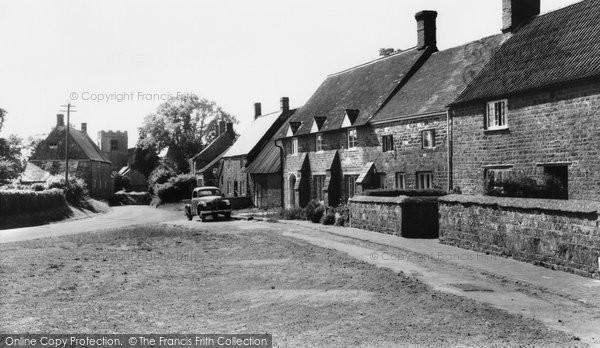 Barford St Michael, The Green c.1960