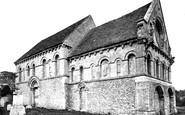 Barfrestone, Church Of St Nicholas c.1866