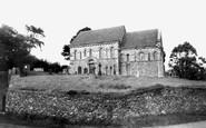 Barfrestone, The Church Of St Nicholas c.1960