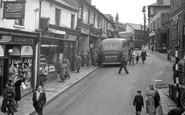 Bargoed, Hanbury Road 1951