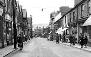 Bargoed, Hanbury Road 1952