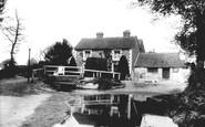 Barham, Bridge And River Nailbourne 1903