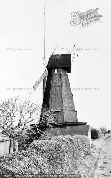 Barham, Mill c.1955