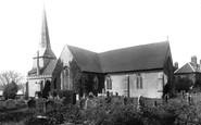 Barham, St John The Baptist Church 1903