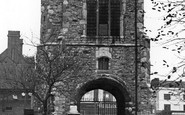 Barking, Curfew Tower c.1955
