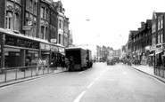 Barking, East Street c.1965