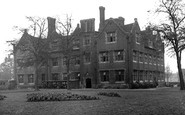 Barking, Eastbury House c1955