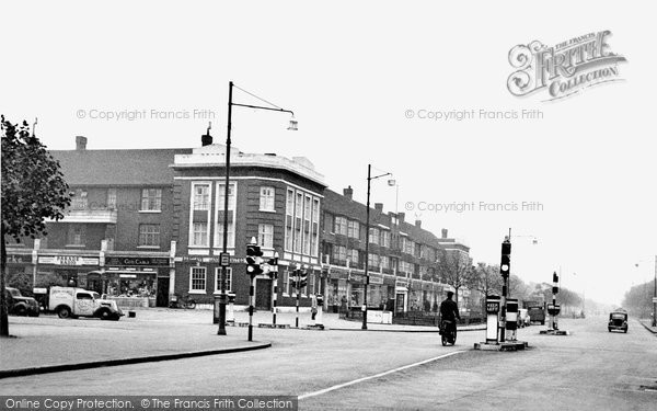 Photo of Barking, Faircross C1950