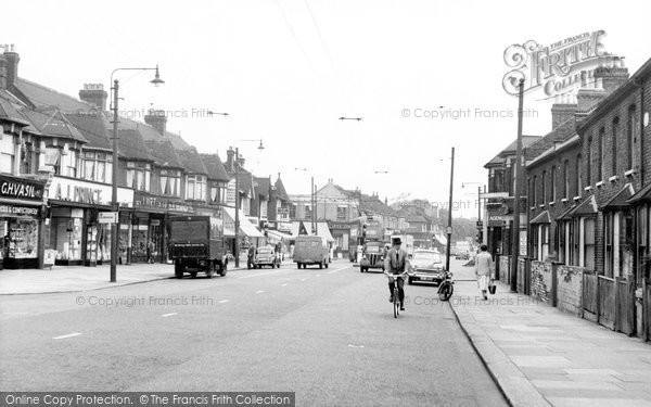 Barking, Longbridge Road c.1955