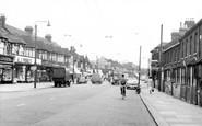 Barking, Longbridge Road c.1955