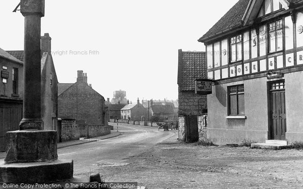 Barlborough, High Street c.1955