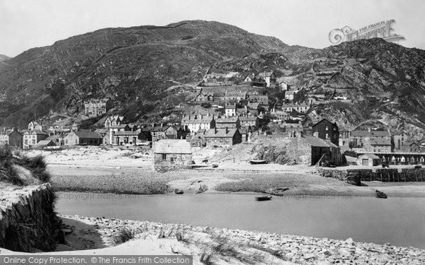 Barmouth, 1889