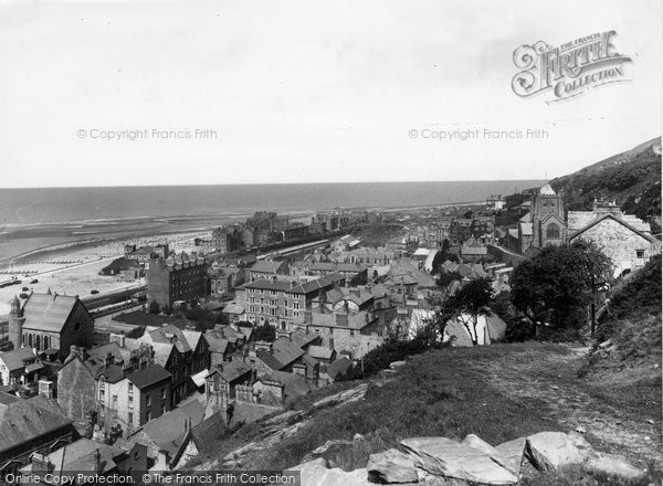 Barmouth, 1933