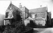 Barmouth,  'farchynys' 1908