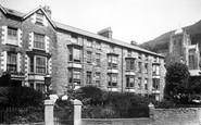 Barmouth, Glamvened Terrace 1908